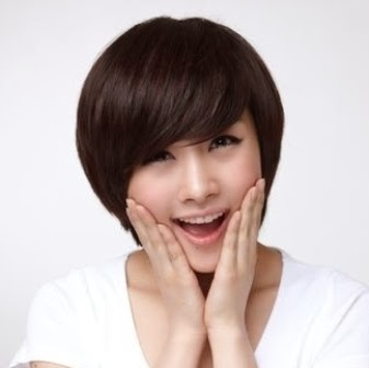 May Url - Gaya rambut pendek ala korea
